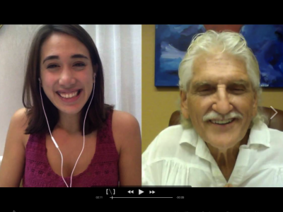 Interview Robert Morse ND naturopathe iridologue iridologist lymphatic system detoxification